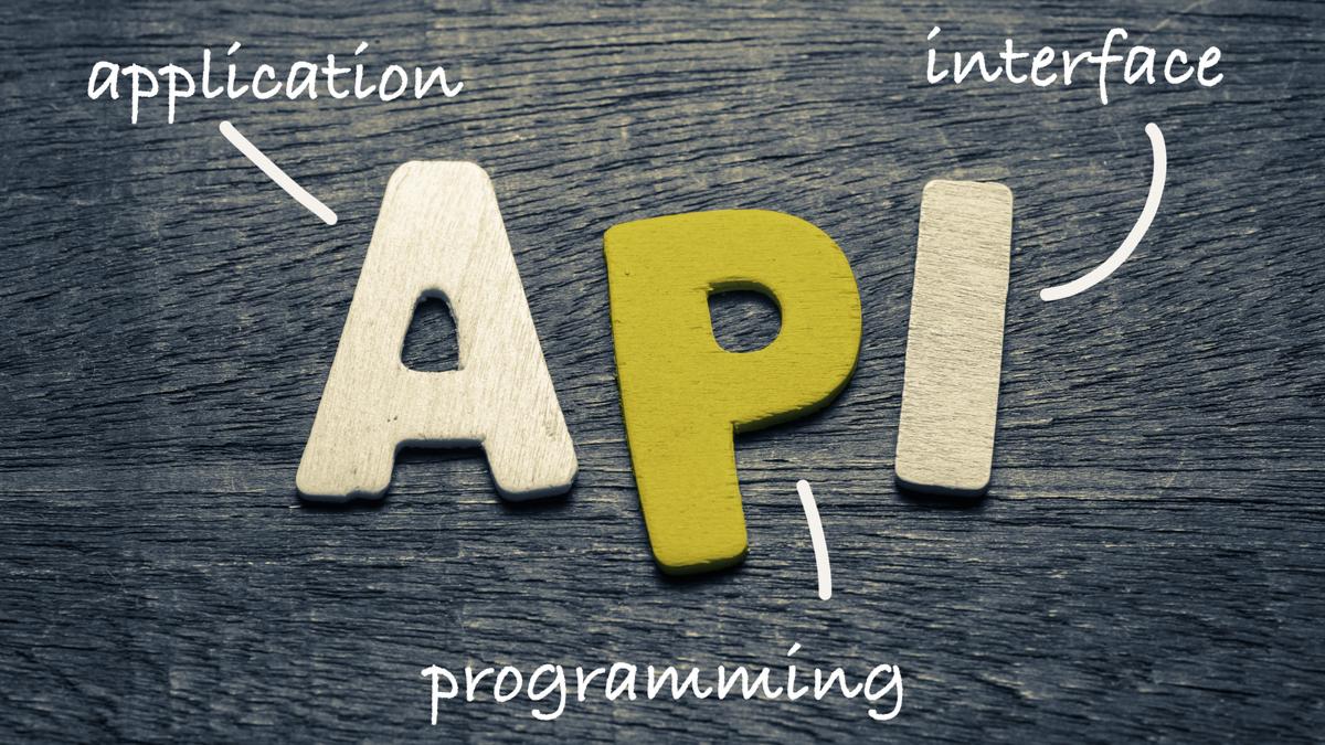 API ditakrifkan sebagai antara muka program aplikasi