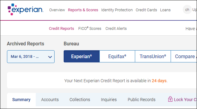 Credit Score Report >> How To View And Monitor Your Credit Report For Free