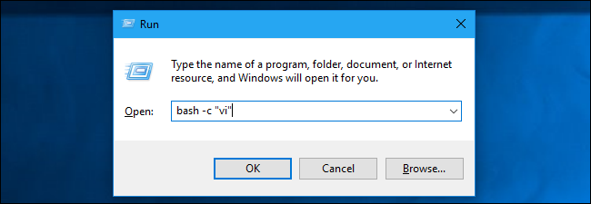 Everything You Can Do With Windows 10's New Bash Shell