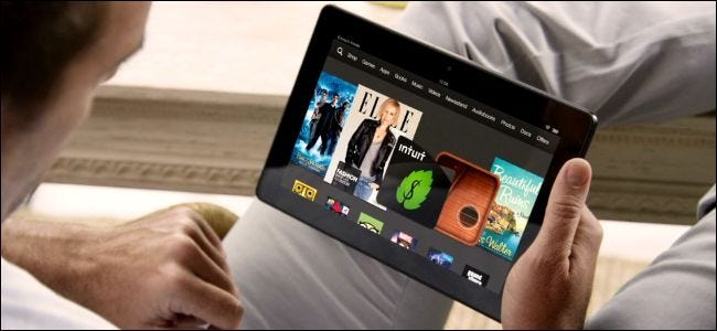 Which Amazon Fire Tablet Model Do I Own?