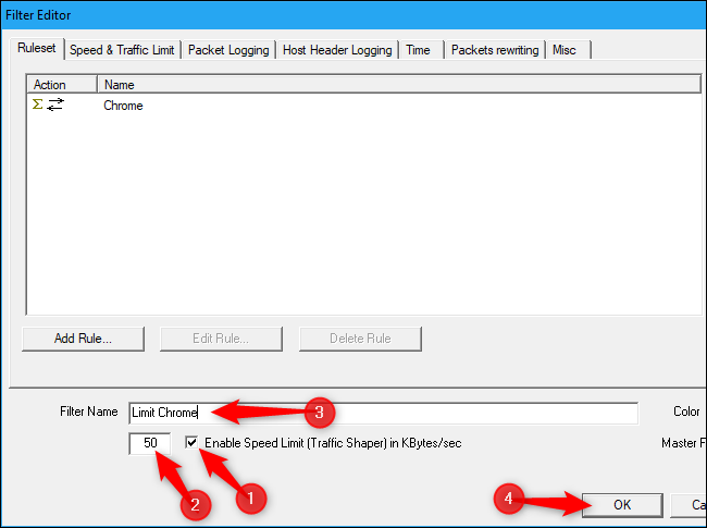 How to Limit Any Application's Bandwidth on Windows