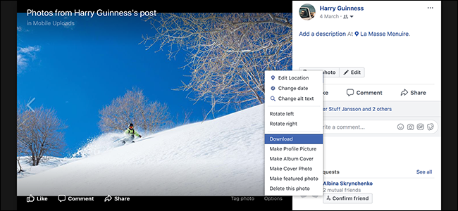How to Download Your Photos from Facebook