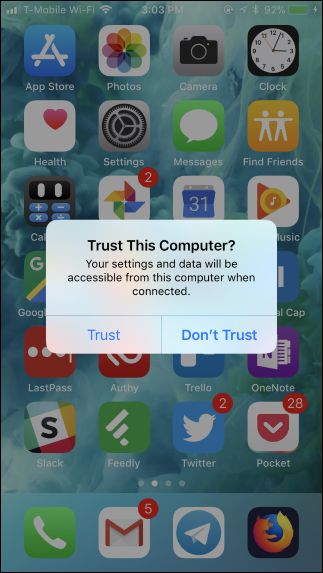 how to unlock iphone with itunes on computer