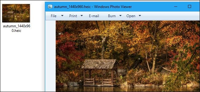 How to Open HEIC Files on Windows (or Convert Them to JPEG)