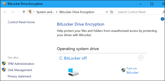 14da5b226945 While nearly all modern consumer operating systems ship with encryption by  default