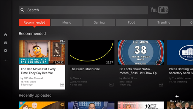 YouTube on Apple TV Sucks Now Because Google Is Pushing One
