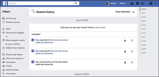 How to clear facebook data on iphone 5