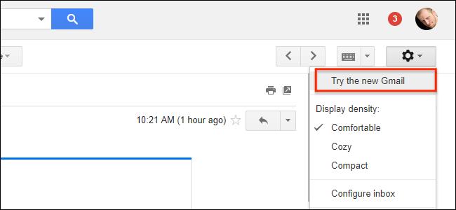 Google wird in diesem Herbst alle auf das neue Gmail schieben, ob sie es wollen oder nicht