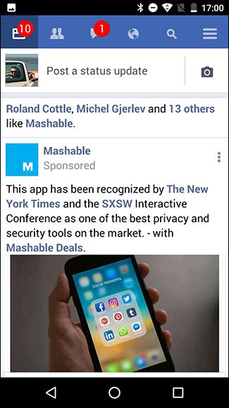 facebook lite new version download 2018