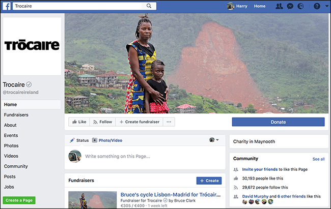 how to become a verified facebook page