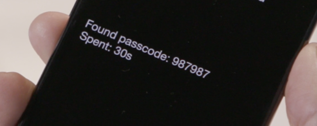 Stop Using Six Digit Numeric iPhone Passcodes Right Now