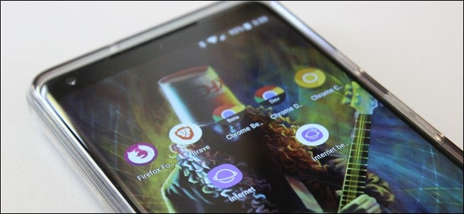 The Best Web Browsers for Android