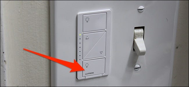 how to adjust the brightness range of your lutron caseta dimmer switches