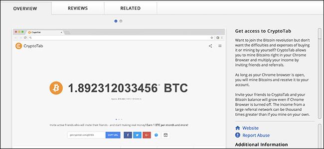 bitcoin miner chrome)