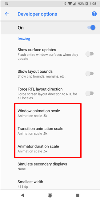 Seven of the Best Hidden Features in Android