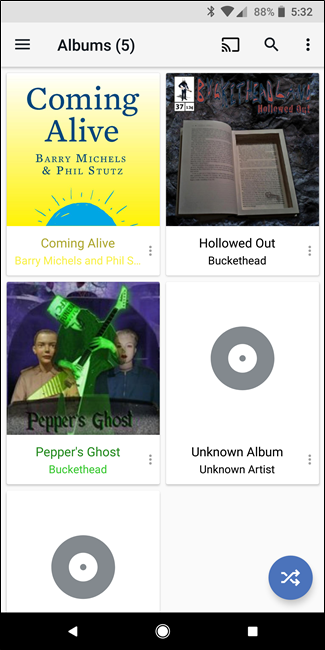 The Best Local Music Players for Android