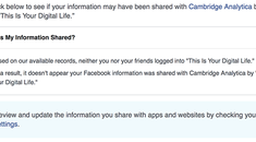 How to Check If Cambridge Analytica Has Your Facebook Info