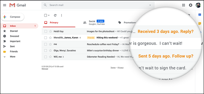 The New Gmail Interface Launches Today