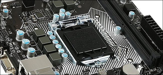 How To Upgrade and Install a New CPU or Motherboard (or Both)