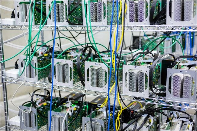 Why its nearly impossible to make money mining bitcoin the people actually making money mining bitcoinor even just trying to make moneyarent using desktop pcs or even powerful graphics processing hardware ccuart Images