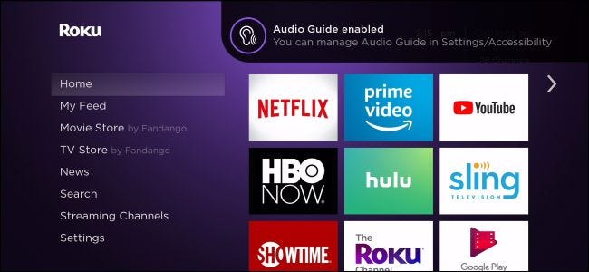 c8504c6a04a How to Stop Your Roku From Talking in Menus
