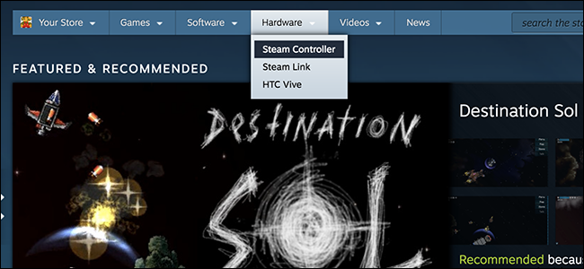 Valve Quietly Removes Steam Machines Section From Steam