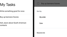 Google Launches Dedicated Tasks App for Android and iOS
