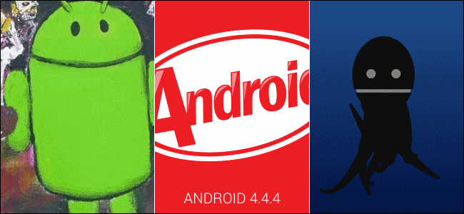 Android Easter Eggs from Gingerbread to Oreo: A History Lesson