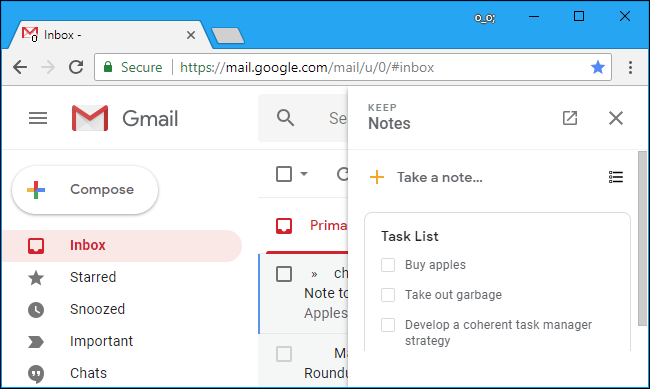 If you use Gmail, Google's Tasks app just became indispensable