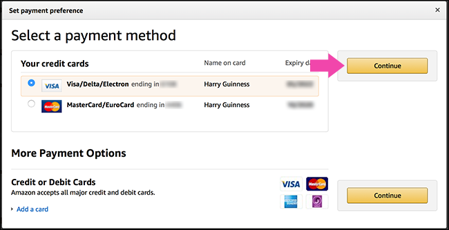 How to Change Your Default Credit Card on Amazon (And Clean Up the