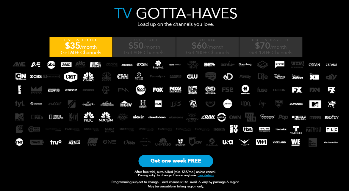 Which Streaming TV Service is Right for You? (Sling, Hulu, YouTube