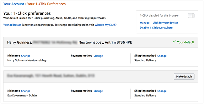 How to Change Your Default Credit Card on Amazon (And Clean