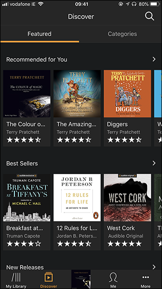 How to Buy Kindle or Audible Books on iPhone or iPad