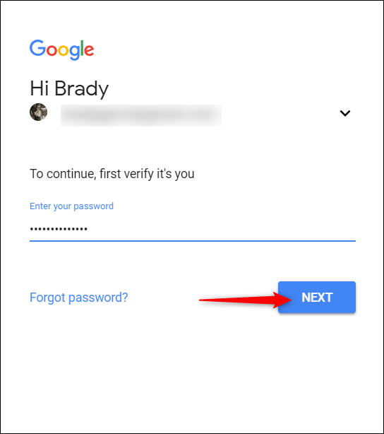How To Change Your Gmail or Google Password