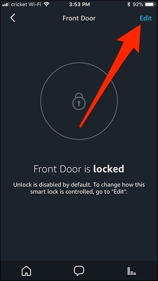 How to Unlock Your Smart Locks with Alexa