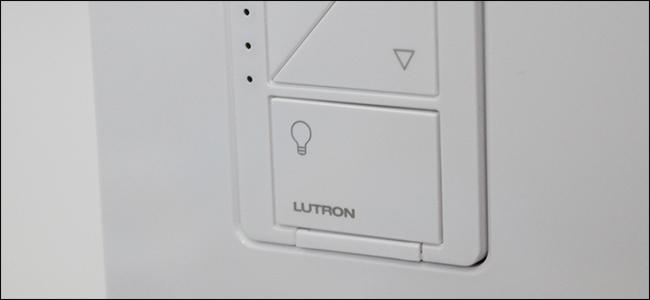 Lutron Caseta dimmer switch