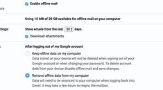 How To Enable Offline Support in the New Gmail
