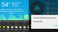 CARROT, the Hilarious Misanthropic Weather Robot, Is Finally on Android