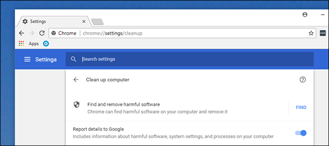 Chrome Has a Built In Malware Scanner, Here's How to Use It