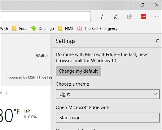 How to Set a Default Web Browser in Windows