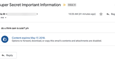 How the New Confidential Mode Works In Gmail