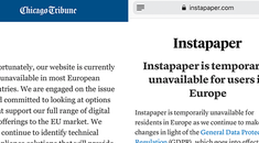 Instapaper and Some US Newspapers Are Blocked in Europe Now, Here's How to Access Them Anyway