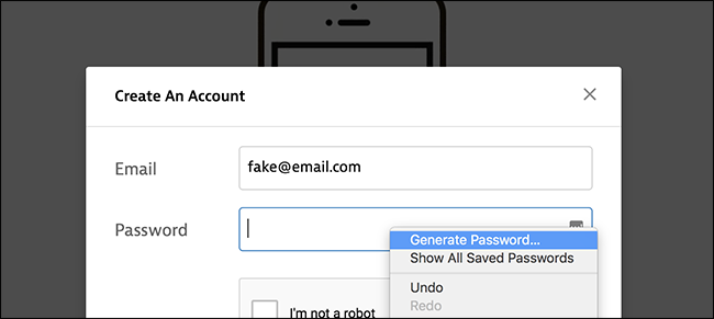 Chrome Has a Hidden Password Creation Tool, Here's How to Use It