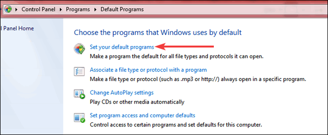 open-default-programs