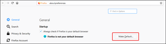 firefox-manual-default-set