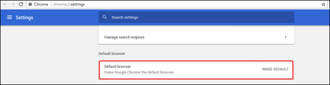 chrome-default-manual-set