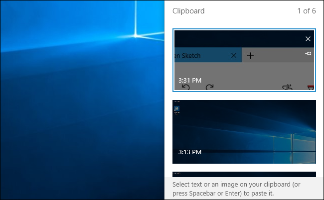 Using Windows 10's New Screenshot Tool: Clips and Annotations
