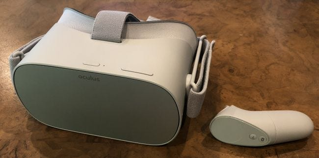 How to Force Reboot Your Oculus Go (When It Stops Working)