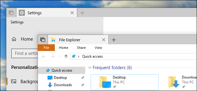 How to Customize Window Borders and Shadows on Windows 10