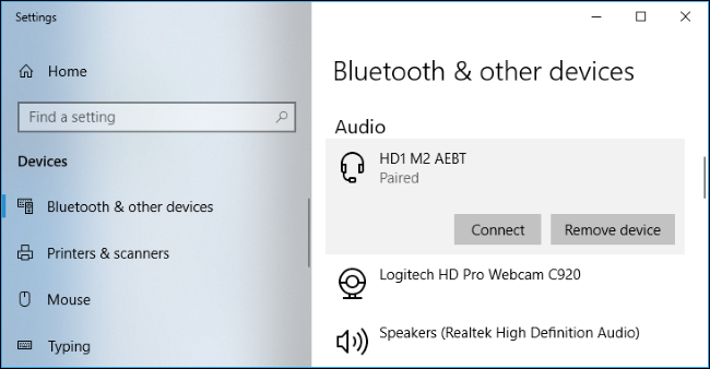 Why Bluetooth Headsets Are Terrible on Windows PCs